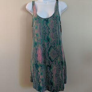 Hurley Printed Dress